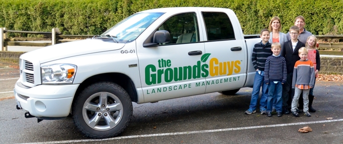 The Grounds Guys of Abbotsford Chris and Juanita Draaistra